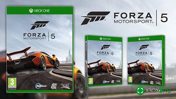 Forza Motorsport 5 estrenará la nueva generación