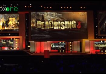 Dead Rising 3 anunciando para Xbox One