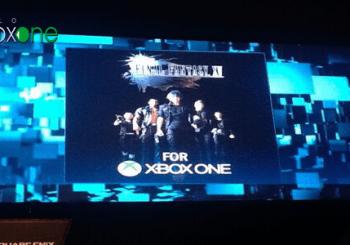 Final Fantasy XV y Kingdom Hearts III para Xbox One