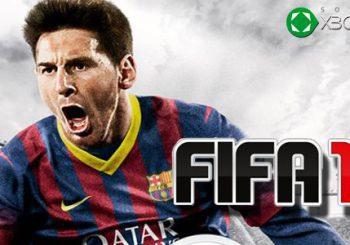Messi vuelve a ser portada de FIFA 14