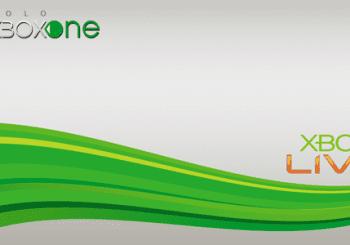 Xbox Live no aumentará su precio en Xbox One