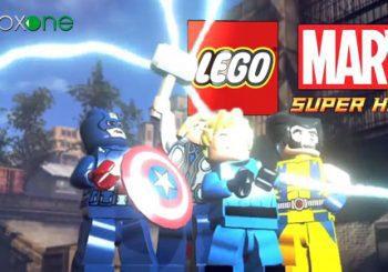 LEGO y los superheroes de Marvel