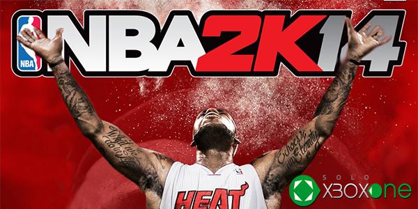 Desvelada la banda sonora de NBA 2k14