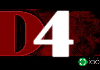 D4 un enigmatico título de XBOX One