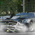 Project CARS Crash detail