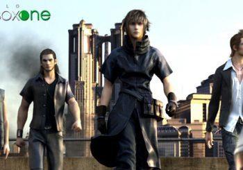 Caracteres de Final Fantasy XV