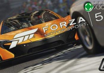 Forza Motorsport 5 cuenta <br/>con un nuevo motor de físicas