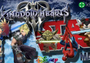 Nuevos mundos para Kingdom Hearts 3