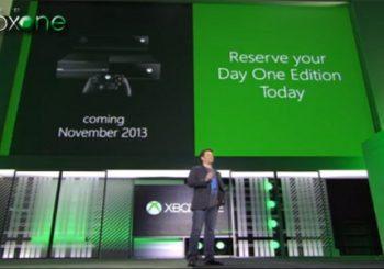 ¿El 26 de noviembre aterrizará Xbox One en España?
