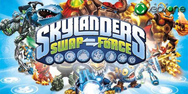 Skylanders SWAP Force a 1080p