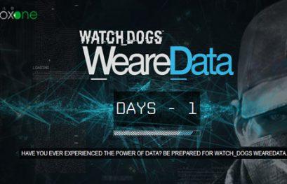 <wearedata> Comienza la campaña para Watchdogs