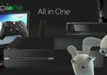 XBOX One apuesta por los juegos