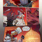 AC Brahman comic