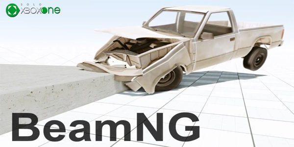 BeamNG muestra su motor para un juego de conducción