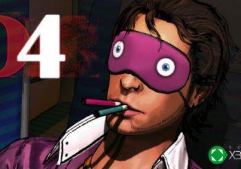 El protagonista de D4, el detective David