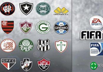 FIFA 14 incluye nuevos equipos brasileños