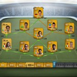 FIFA14: Ultimate Team