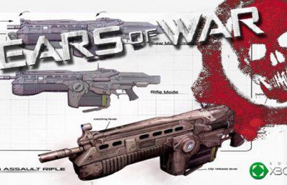 Gears of War requiere su tiempo