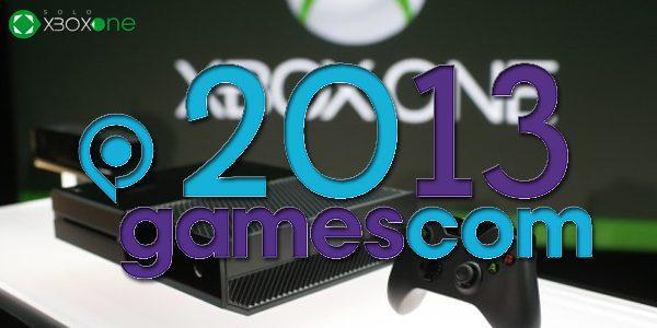 La última opción de Microsoft: La Gamescom 2013