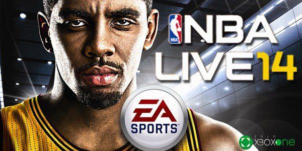 Kyrie Irving será la portada de NBA Live 14