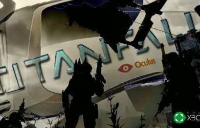 Titanfall, Microsoft y Oculus Rift