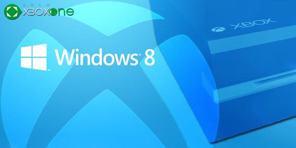 ¿Se pueden instalar las apps de Windows 8 en XBOX One?