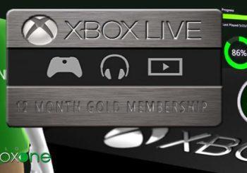 Las especificaciones de HOME Gold y Live Gold para XBOX One
