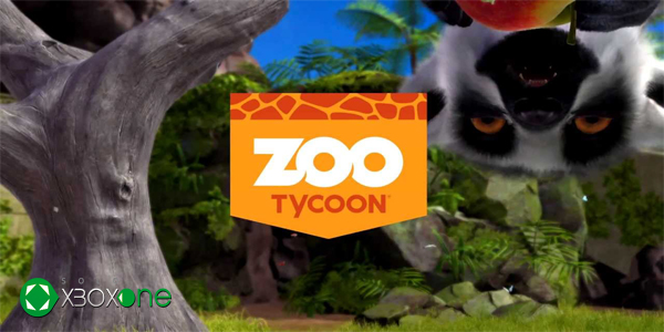 Zoo Tycoon, un zoo en tu casa
