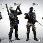 Desveladas las clases de Battlefield 4 1