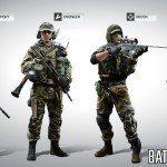 Desveladas las clases de Battlefield 4 2