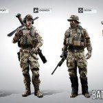 Desveladas las clases de Battlefield 4 3