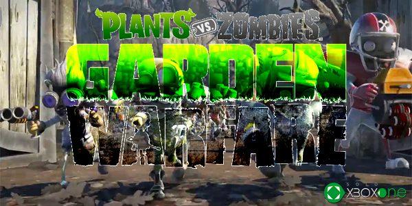 Plants vs Zombies: Garden Warfare  debutará como multijugador