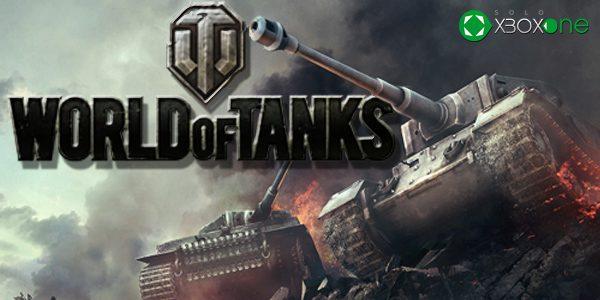World of Tanks también llegaría a XBOX One