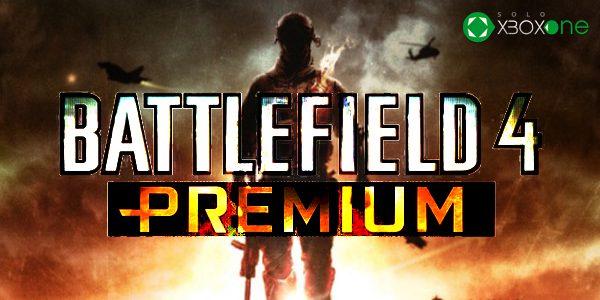 Battlefield 4 Premium confirmado