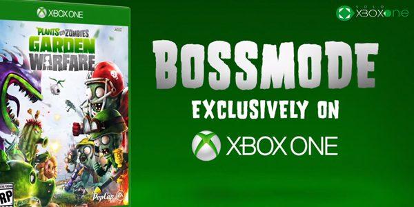 Boss Mode exclusivo para XBOX One