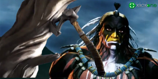 Rare destapa Chief Thunder para Killer Instinct