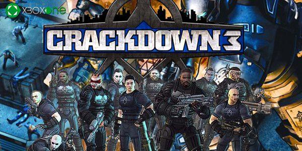 Lo nuevo para XBOX One podría ser Crackdown 3
