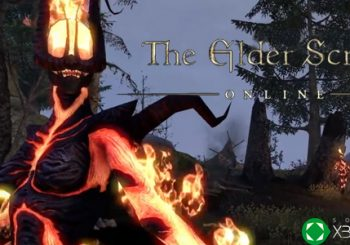 El Atronach de Fuego en The Elder Scrolls Online