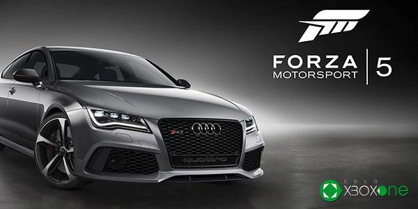 El Showroom de Forza Motorsport 5  presenta sus primeros coches