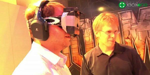 John Carmack se une a Oculus Rift