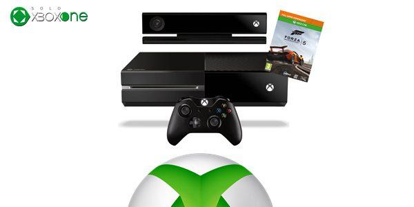 Nuevo Pack (Standard Edition) Xbox One más Forza Motorsport 5