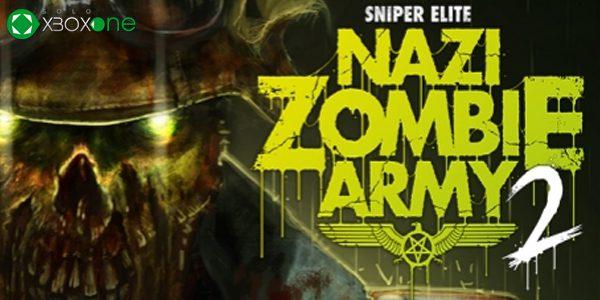 Rebelion se deja querer  ¿ Sniper Elite: Nazi Zombie Army 2 para consolas?