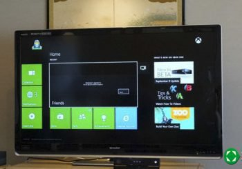 La sencillez y claridad de una interfaz <br/>XBOX One como red social
