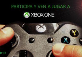 Microsoft y SoloXboxOne <br/> os invitan a probar Xbox One