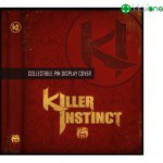 Killer Instinct Pin Ultimate Edition <br/> desvelado
