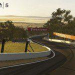 Primeras instantáneas del circuito Mount Panorama 1
