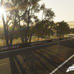 Primeras instantáneas del circuito Mount Panorama 2