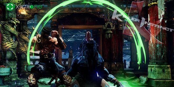 Nuevas imágenes de Killer Instinct  personalizando personajes