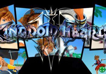 Kingdom Hearts III en desarrollo