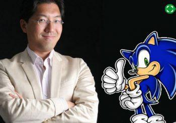 El padre de Sonic da el salto
